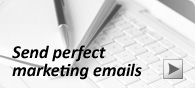 Send perfect marketing emails