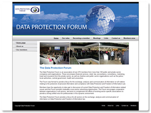 Data Protection Forum